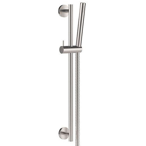 Shower set entirely produced in stainless steel, handshower sliding rail showerhose<br>AN: SSA335435