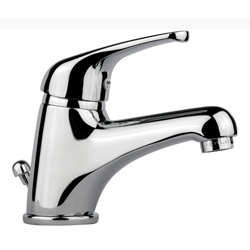 Single lever washbasin mixer chrome with pop-up waste,<br>AN: 39CR2210