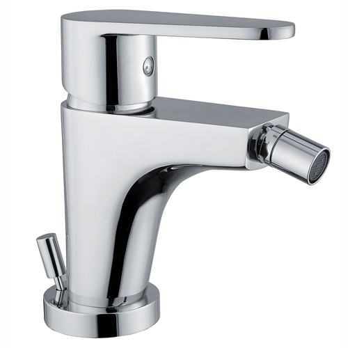 Single lever bidet mixer chrome with pop-up waste, <br>AN: 88CR5535