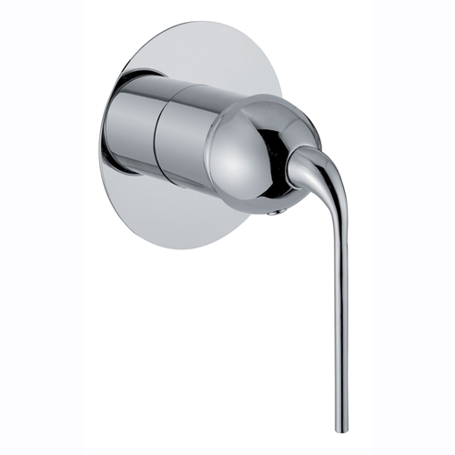 Single lever built-in mixer chrome,<br>AN: 87CR7565