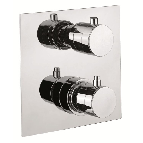 Built-in thermostatic mixer chrome,<br>AN: 31CR0990