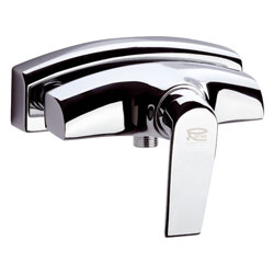 Single lever shower mixer chrome,<br>AN: A33