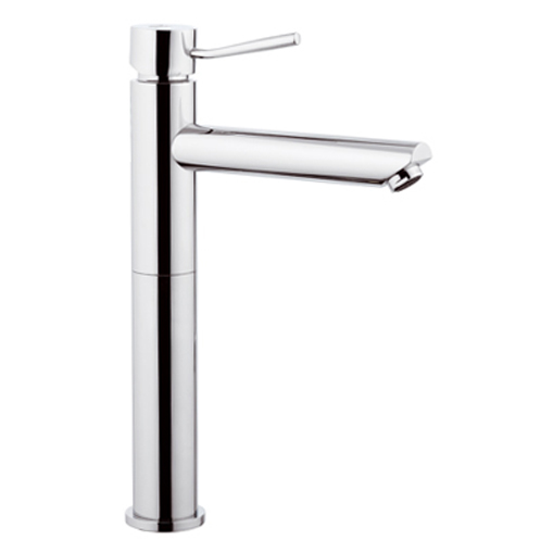 Single lever washbasin mixer extra high and long spout chrome,<br>AN: N11LXL