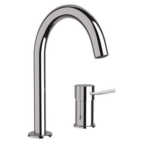 2-holes single lever washbasin mixer chrome,<br>AN: N57