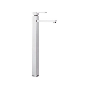 Extra high square single lever washbasin mixer chrome, <br>AN: Q11LXXL