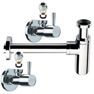 SET: 2 angel taps and siphon trap,<br>AN: SET-N05