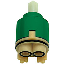 Ceramic cartridge for single lever mixer ø 35 mm with distributor,<br>AN: AC0361000