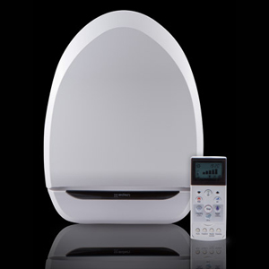 Cool Electronic Toilet Seat With Remote Control Ub 6035R Comfort Dailytribune Chair Design For Home Dailytribuneorg