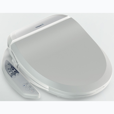 Electronic toilet seat with side control panel, UB-7000 Comfort