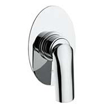3-ways diverter built-in single lever mixer chrome for bath or shower,<br>AN: AC0680015