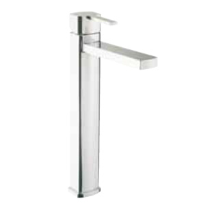Single lever washbasin mixer extra high chrome with up and down pop-up waste,<br>AN: AA830401015