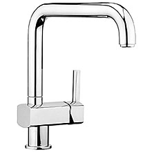 Single lever sink mixer chrome with swivel spout,<br>AN: AZ920301015