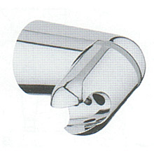 Wall-mounted adjustable shower holder chrome,<br>AN: AC0437015