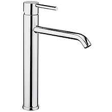 Single lever washbasin mixer extra high chrome with up and down pop-up waste,<br>AN: EL830401015