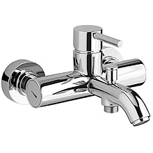 Single lever bathtub mixer chrome,<br>AN: EL850102015