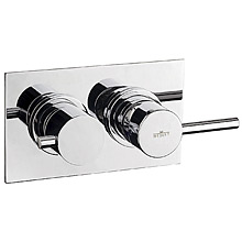 Single lever built-in mixer chrome with diverter for shower or bath,<br>AN: EL860101015