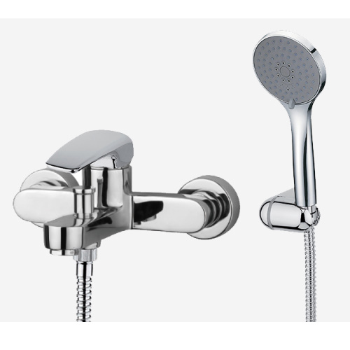Single lever bathtub mixer chrome with shower set,<br>AN: KI850101015