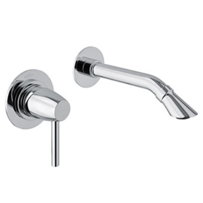 Built-in single lever mixer with spout chrome,<br> AN: OE830606015