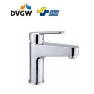 Single lever washbasin mixer chrome with pop-up waste, <br>AN: SI830101015