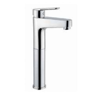 Single lever washbasin mixer extra high chrome with pop-up waste,<br>AN: SI830401015