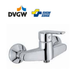 Single lever shower mixer chrome,<br> AN: SI870102015